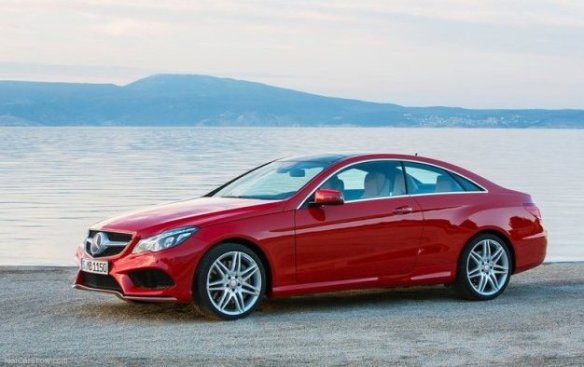 E 350 BT COUPE