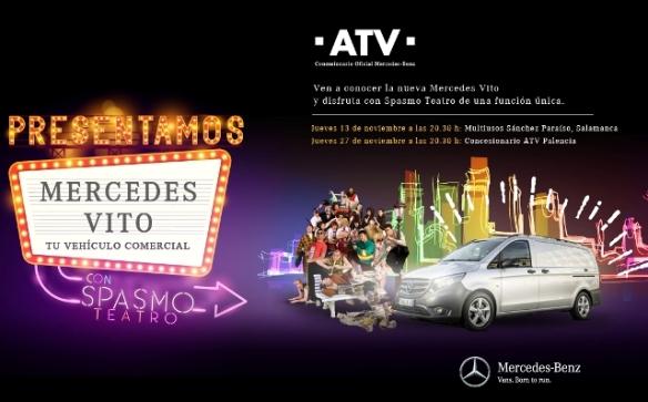 Mercedes Vito ATV_Invitación